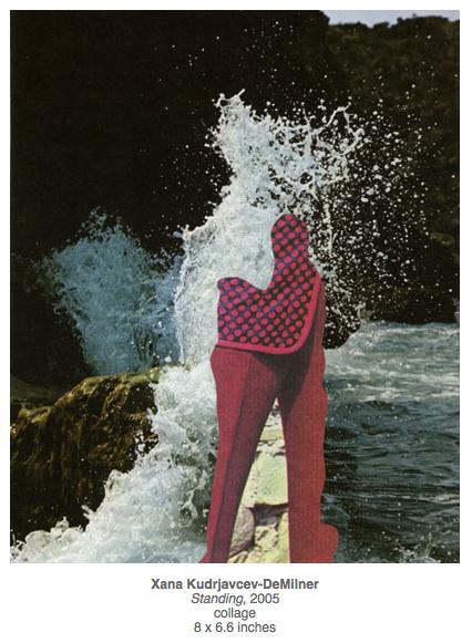 Xana Kudrjavcev-DeMilner's Standing, 2005